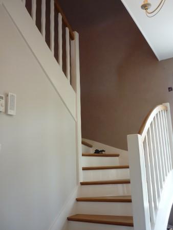 Embellissement d'escalier